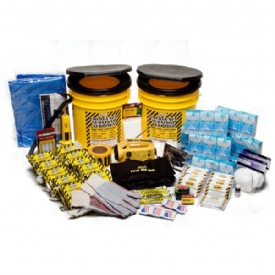 Deluxe Office Emergency Kit, 10 Person (sc)
